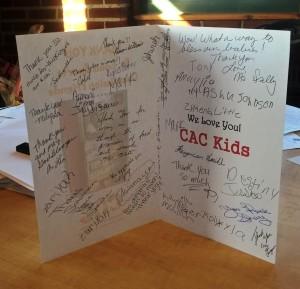 CAC Card 2